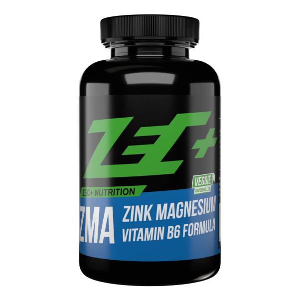 ZEC+ ZMA in capsule   integratore a base di zinco, magnesio e vitamina B6   90 capsule