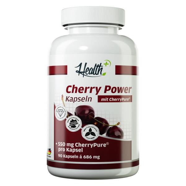 HEALTH+ CHERRY POWER CAPSULE, 90 CPS