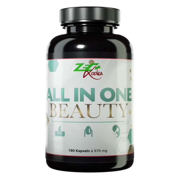 ZEC+ LADIES ALL IN ONE BEAUTY capsule, 180 capsule