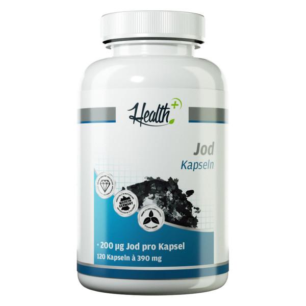 HEALTH+ capsule IODIO 200 µg, 120 capsule