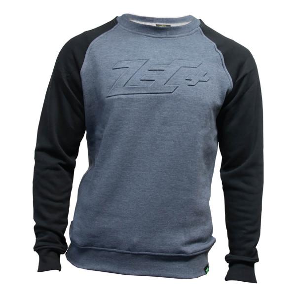 ZEC+ HILL PRINT SWEATER