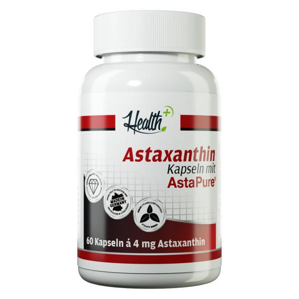 HEALTH+ ASTAXANTINA Capsule 4 mg, 60 capsule