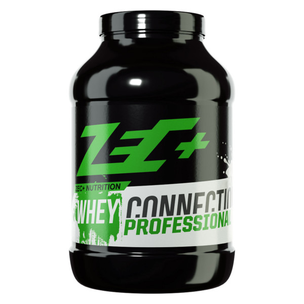 ZEC+ WHEY CONNECTION PROFESSIONAL Protein Shake, diversi gusti 1000g o 2500g